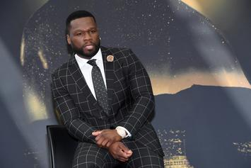 50 Cent Sends A Savage Shot At Rick Ross