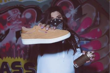 Reebok Classic Launches New Sneaker Collab With Noted Graffiti Artists