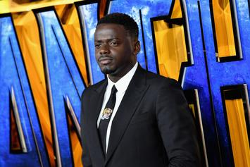 """Black Panther's"" Daniel Kaluuya Talks Oscar Nomination, ""Get Out"" & More"