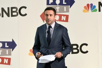 MSNBC Anchor Ari Melber Quotes Mobb Deep In Donald Trump Jab
