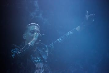 "G-Eazy Gives A Live Studio Performance Of His ""Favourite Song"" ""Eazy"""