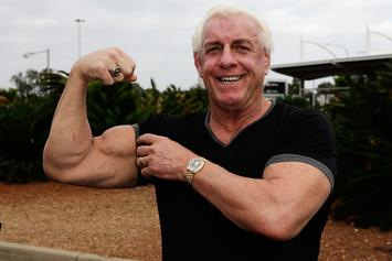 """Ric Flair Dubs Offset """"A Phenomenal Young Man"""""""