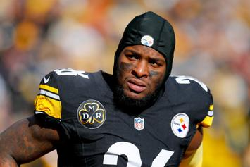 Steelers Expected To Franchise Tag Le'Veon Bell