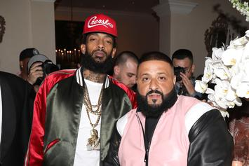 DJ Khaled & Nipsey Hussle Invest In Bid To Acquire Historic LA Hotel