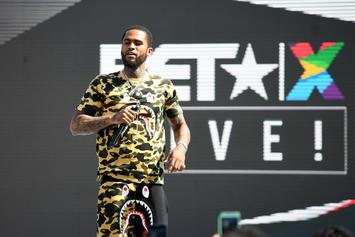 """Dave East Hits The Breakfast Club, Talks """"Paranoia,"""" Drake & More"""