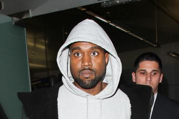 "Kanye West Reportedly Cancels Remainder Of ""Saint Pablo"" Tour"