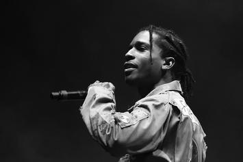 """ASAP Rocky Says ASAP Mob's """"Cozy Tape"""" Is """"Finally Finished"""""""