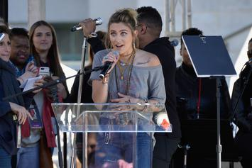 Paris Jackson Criticizes Fans For Whitening Her Complexion