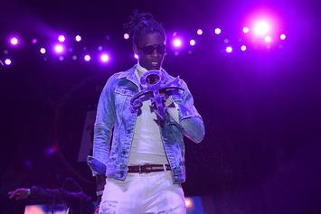 "First Week Sales Projections For Young Thug's ""Jeffrey"""