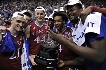 Big 12 Tournament: Full TV Schedule, Streaming Info