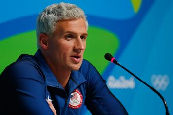 U.S. Swimmer Ryan Lochte, 3 Others Robbed At Gunpoint In Rio