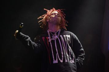 "Trippie Redd: ""Ya'll Need To Get Off Lil Xan's Dick"""