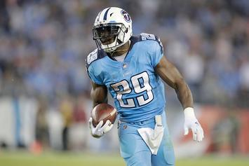 DeMarco Murray Released By Tennessee Titans