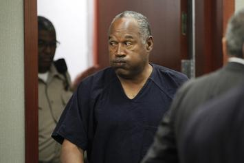 O.J. Simpson Reportedly Confessed 1994 Murders To Book Publisher