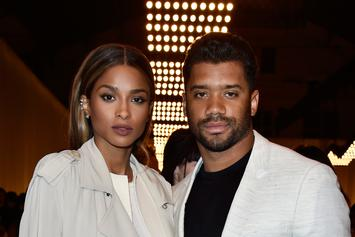 Ciara & Russell Wilson Reportedly Getting Married This Week [UPDATE: The Wedding Is Today]