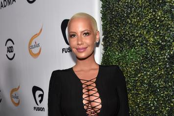Amber Rose Says 21 Women Have Reached Out To Her, Accusing Ian Connor Of Rape