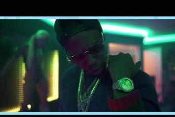 "Curren$y's Got The ""Game On Freeze"" In New Video"