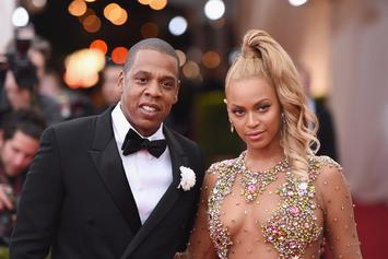 "Jay-Z & Beyonce Announce ""On The Run 2"" Tour"