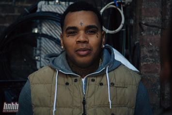 Kevin Gates Reportedly Claims He Kicked Female Fan In Self-Defense