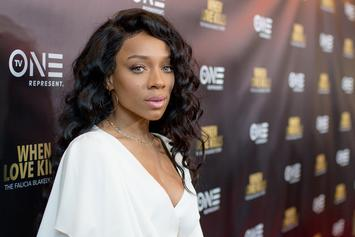 Lil Mama Arrested For Driving With Suspended License
