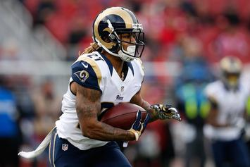 Rams RB Tre Mason Tased & Arrested After Traffic Stop