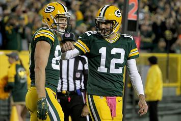 Aaron Rodgers Pays Tribute To Jordy Nelson