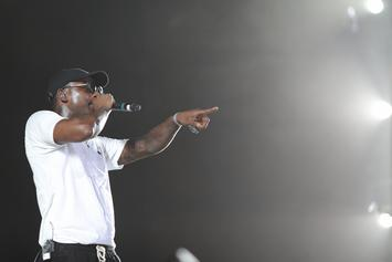 Drake Signs To Skepta's BBK