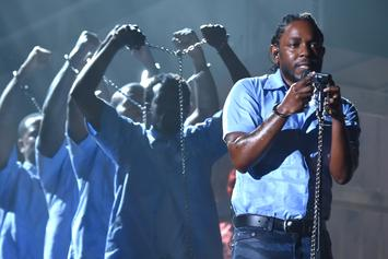 """Kendrick Lamar's """"To Pimp A Butterfly"""" Sales Skyrocketed After The Grammys"""