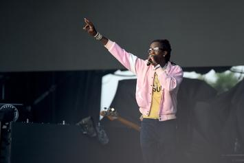 "Young Thug ""Goes For Days Without Food"""