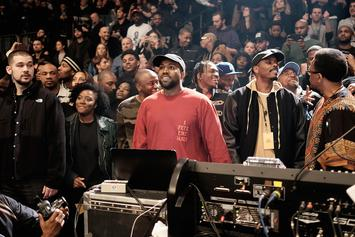 "Kanye West Hints That ""The Life Of Pablo"" Will Drop After SNL"