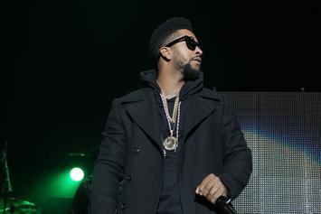 """Omarion On Grammy Snub: """"'Post To Be' Is One Of The Greatest R&B Collaborations Ever"""""""