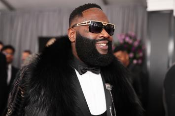 "50 Cent Goes At Rick Ross Again On Instagram; Calls Him ""A Fat Chicken"""