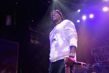 "Pusha T Shares Lyrics To ""Untouchable,"" Takes Some Subliminal Shots"