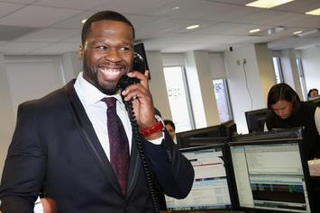 "50 Cent Says Bullet Lodged In His Tongue Is ""Great For Oral Sex"""
