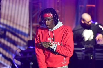 Young Thug Doesn't Mind Being Called Gay