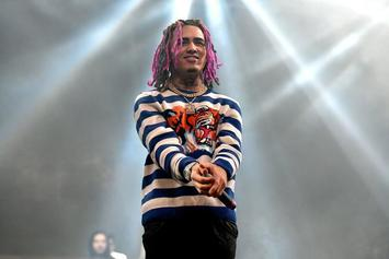 "Lil Pump Previews New Song, Hints At Imminent ""Harvard Dropout"" Release"