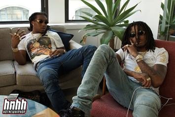 "Migos Annnounce ""Back To The Bando"""