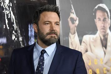Ben Affleck's Massive, Colorful Phoenix Back Tattoo Leaves Fans Questioning Life
