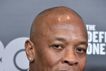 "Dr. Dre's First Week Sales Numbers For ""Compton: The Soundtrack"""