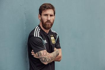 Adidas Soccer Unveils Away Kits For 2018 FIFA World Cup