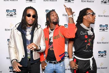 """Migos Get Up To Some Shenanigans With Cast Of """"Super Troopers"""""""