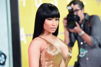"Nicki Minaj Previews ""The Night Is Still Young"" Video"