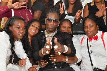 """Young Thug Changes Title Of """"Tha Carter 6"""""""