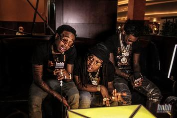 "Migos Announce ""Young Rich Nation"" Tour With OG Maco"