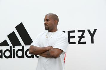 """Kanye West May Have To Fight To Use """"Yeezy"""" Brand Name"""