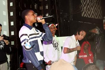 "YBN Almighty Jay Attempts To ""Pull Up"" On Rich The Kid In Possibly Fake Beef"
