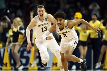 NCAA Tournament: Sweet 16 TV Schedule For Tonight's Games