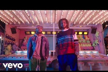 "Royce Da 5'9"" & J. Cole Hit The Carnival For ""Boblo Boat"" Video"