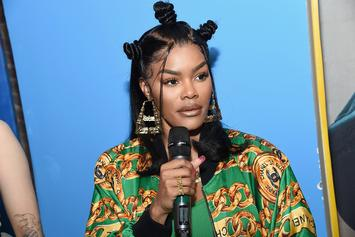 """Teyana Taylor Tells Wendy Williams Why She """"Did Not Like"""" Iman Shumpert At First"""