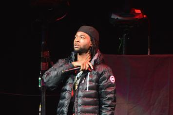 """PARTYNEXTDOOR Brings Out Drake For """"PND Live"""" Tour Kickoff"""